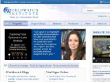 Browse Worldwatch Institute