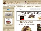 Browse World Wide Chocolate
