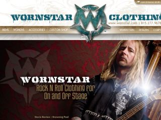 Shop at wornstar.com