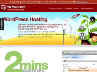 Shop at wpwebhost.com