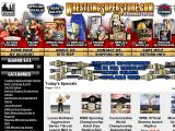 Browse Wrestling Super Store