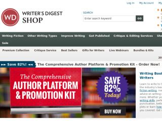 Shop at writersdigestshop.com