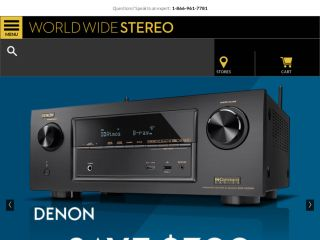 Shop at wwstereo.com