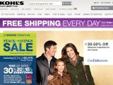 Www.kohls.com Coupons