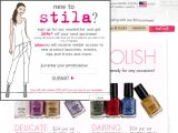 Www.stilacosmetics.com Coupon Codes