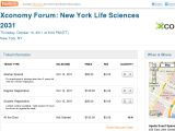 Browse Xconomy Forum: New York Life Sciences 2031