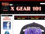Browse X Gear 101