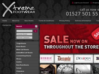 Shop at xtremefootwear.co.uk