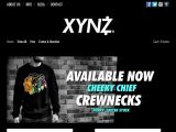 Xynzclothingco.com Coupons