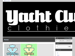 Shop at yachtclubclothiers.bigcartel.com