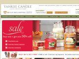 Yankeecandle.com Coupon Codes