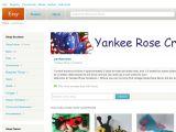 Yankeerose.etsy.com Coupons