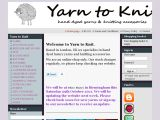 Browse Yarn To Knit