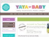 Yayababy.ca Coupons