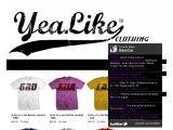 Yealikeclothing.bigcartel.com Coupons