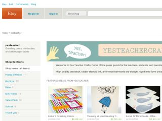 Shop at yesteacher.etsy.com