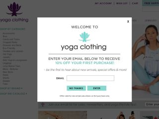 Shop at yoga-clothing.com