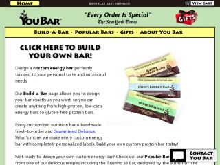 Shop at youbars.com