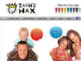 Browse Zach's Wax
