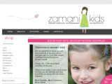 Zamanikids.com.au Coupons