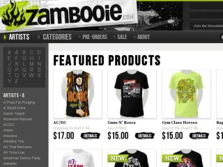 Shop at zambooie.com