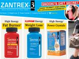 Zantrex3.com Coupons