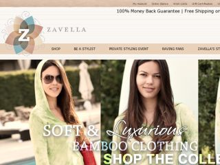 Shop at zavella.com