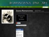 Zeana-Romanovna.artistwebsites.com Coupon Codes