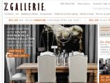 Browse Z Gallerie