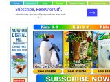 Browse Zoobooks