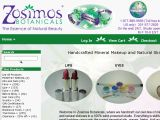 Browse Zosimos Botanicals