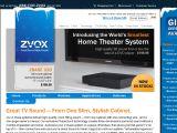 Browse Zvox Audio