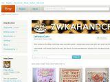 Zwkahandcrafts.etsy.com Coupons