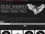Zyzzshirts.spreadshirt.com Coupons